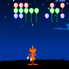 Balloons and foxes