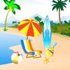 Dekorowanie plaży