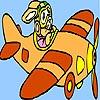 Królik w samolocie