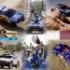 Puzzle Volkswagen Touareg Dakar 2011 Nasser Al-Attiyah